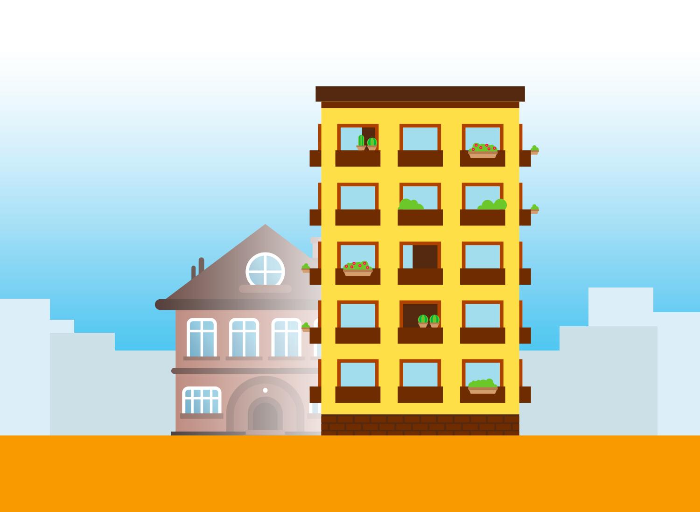 Квартир на рынке недвижимости в Тюмени становится всё меньше