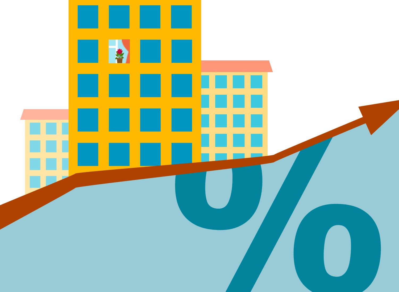 Банки повышают процент по ипотеке, как теперь отреагирует на это рынок недвижимости?